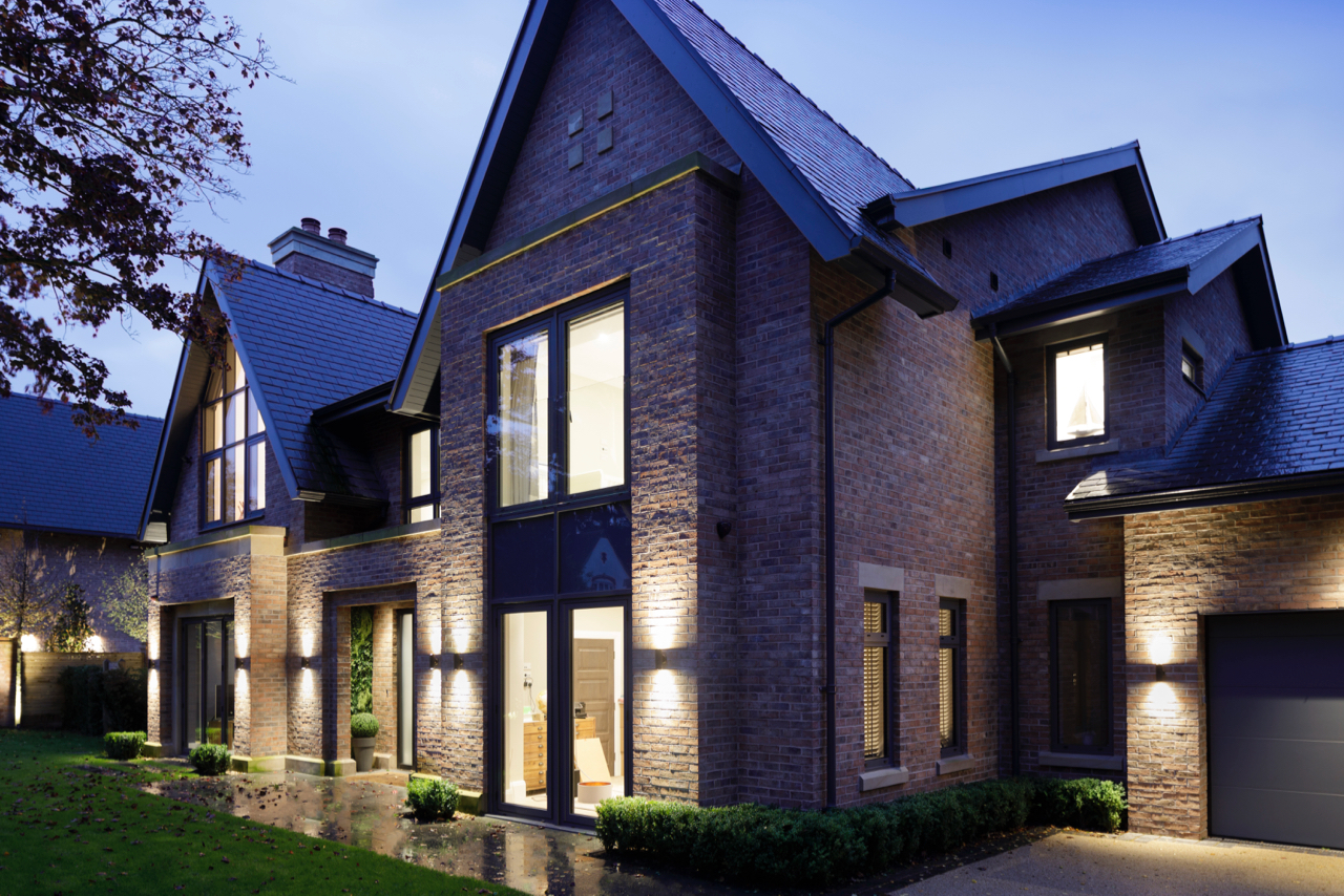 Henderson homes finalist in the northern design awards for Henderson house