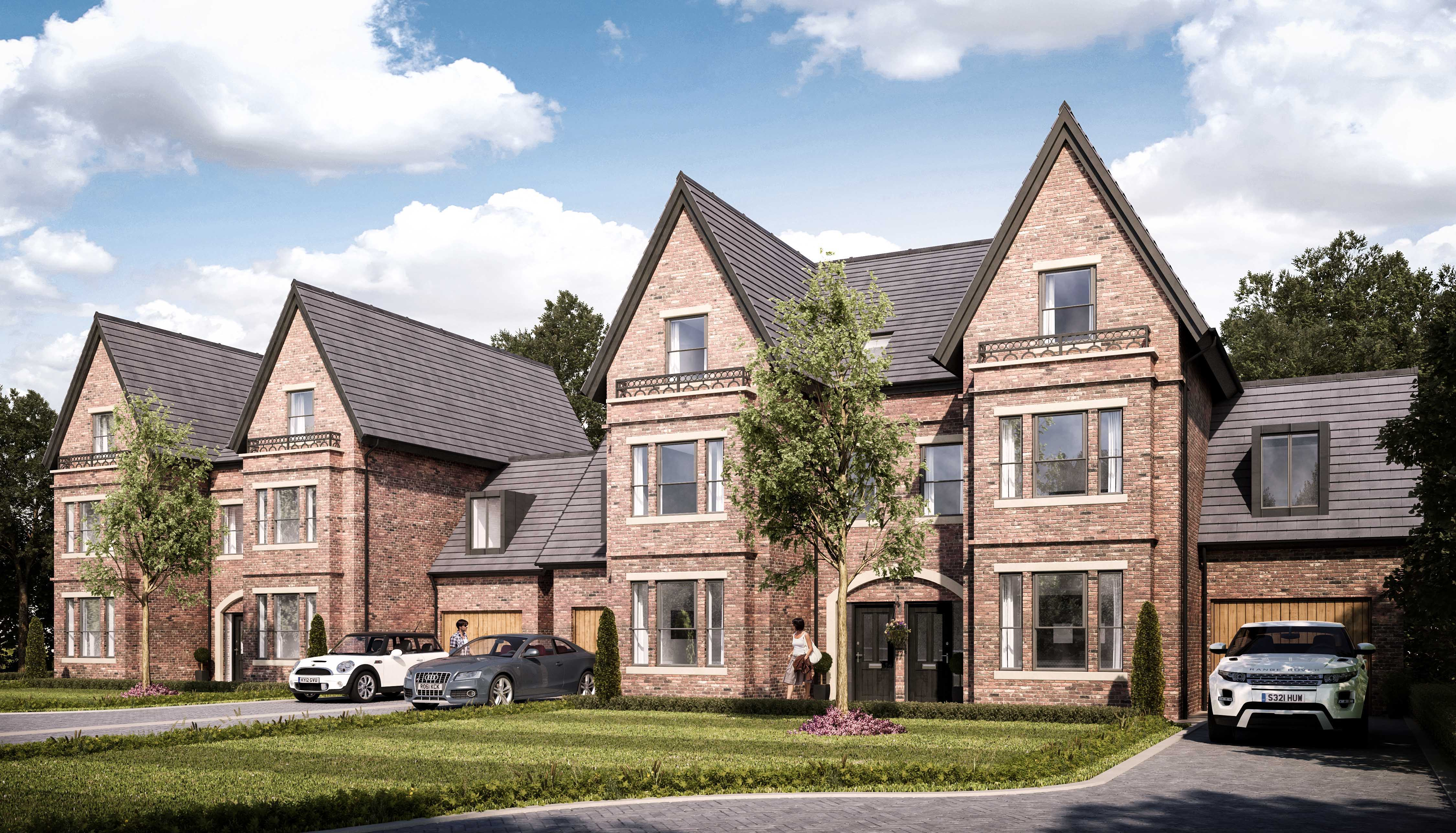 cheadle, new homes, henderson homes, barcheston tennis club