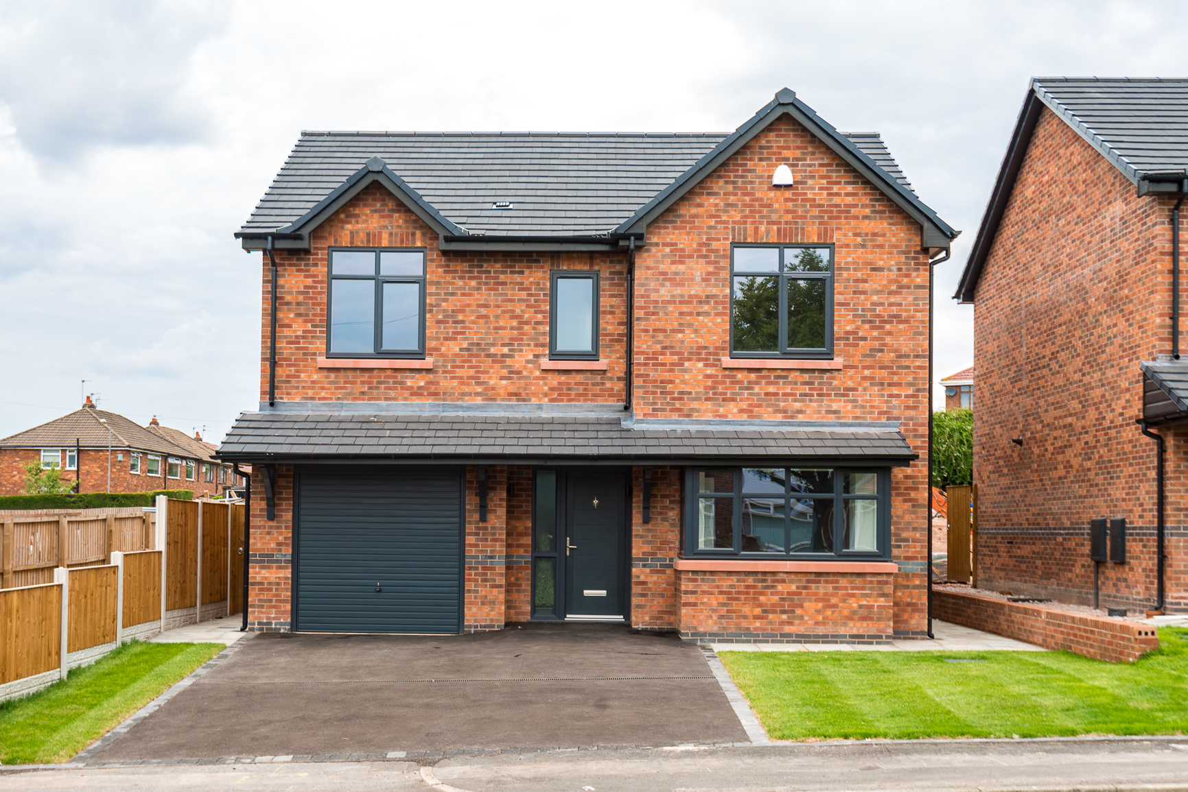 new family homes in st helens