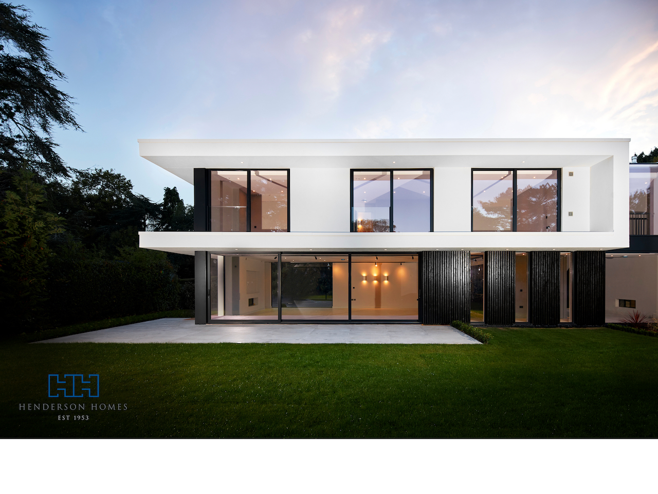 Latitude by Henderson Homes a contemporary super home in Alderley Edge