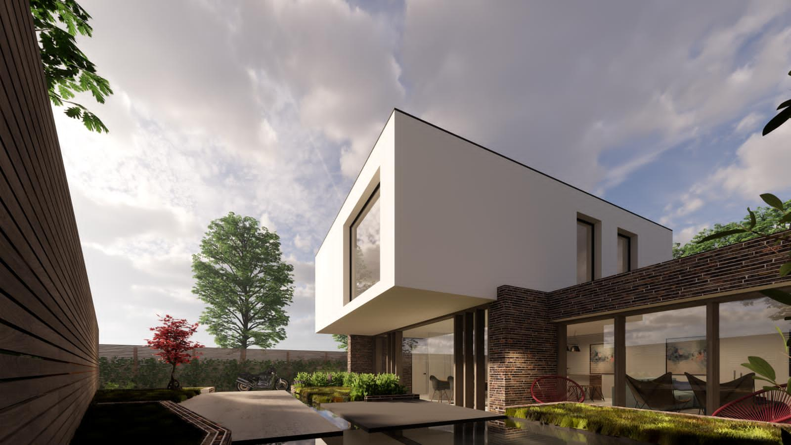 New Contemporary Property to be Built on Knutsford Road in Wilmslow by henderson Homes
